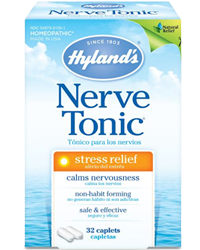 Hylands Nerve Tonic FREE 32 Count Box of Hyland's Nerve Tonic on 9/17 at 1PM EST