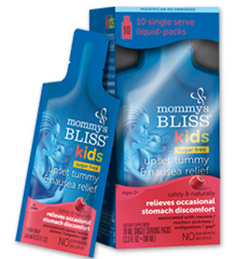 Mommys Bliss2 Possible FREE Mommy's Bliss Kids Upset Tummy & Nausea Relief