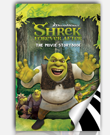 Shrek FREE Shrek 4 Storybook App ($3.99 Value)