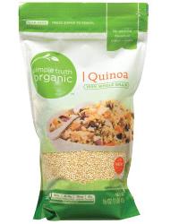 Simple Truth Quinoa FREE Bag of Simple Truth Quinoa at Ralph's