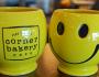 Smiley Mugs Corner Bakery Cafe