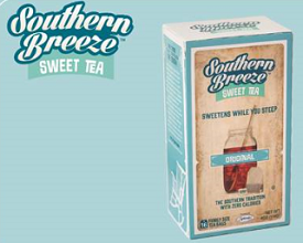 Southern Breeze Sweet Tea FREE Box of Southern Breeze Sweet Tea Giveaway