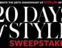 Style Sweepstakes
