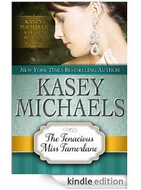The Tenacious Miss Tamerlane 70 FREE Kindle eBook Downloads