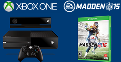 Xbox Game Console and Madden NFL Game McDonald's Xbox Game Console and Madden NFL Game Giveaway