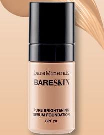 FREE bareMinerals bareSkin Cosmetic Sample Giveaway - Hunt4Freebies