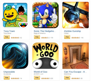 40 FREE Android Apps 40 FREE Android Apps & Games from Amazon