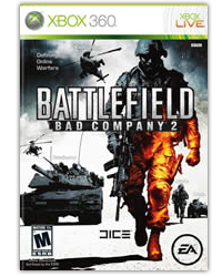 Battlefield Bad Company 2 FREE Battlefield: Bad Company 2 for Xbox Live Gold Members