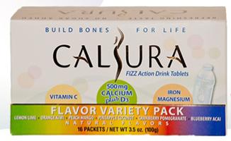 Calsura Soluble Calcium FREE Calsura Soluble Calcium Sample