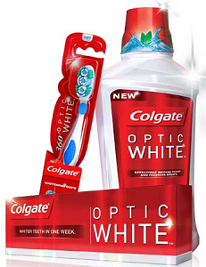 Colgate Optic White Products FREE Colgate Optic White Products and Walmart Gift Card Giveaway