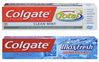 Colgate Toothpaste FREE Colgate Toothpaste at Walgreens and Rite Aid starting 10/26