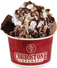 Creation at Cold Stone Creamery Cold Stone Creamery Prize Packs Giveaway