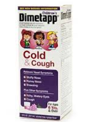 Dimetapp Childrens Cold Cough Possible FREE Dimetapp Children's Cold & Cough