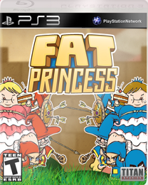 Fat Princess Game for the Playstation 3 FREE Fat Princess Game for the Playstation 3
