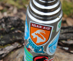 Gear Aid Goat Sticker FREE Gear Aid Goat Sticker
