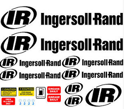 Ingersoll Rand Shop Decals FREE Ingersoll Rand Shop Poster and Decals