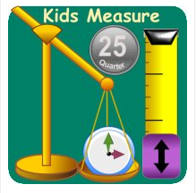 Kids Measurement 14 FREE Family Android Apps and Games