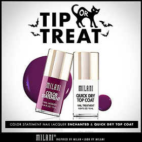 Milani Nail Polish Milani Nail Polish or Coupon Daily Instant Win Game
