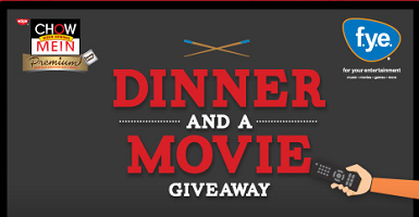 Nissins Foods Dinner Nissin's Foods Dinner And A Movie Prize Pack Giveaway