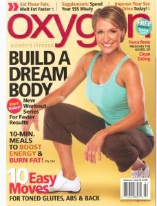 Oxygen Magazine1 FREE Subscription to Oxygen Magazine