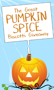 Pumpkin Spice 2 Nonni's Pumpkin Spice Biscotti Instant Win Giveaway Sweepstakes