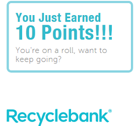 RecycleBank Points77 50+ FREE RecycleBank Points