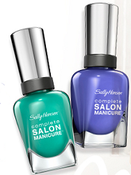 Sally Hansen123 FREE Sally Hansen Complete Salon Manicure Polishes Giveaway