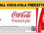 Small Coca-Cola Freestyle Drink