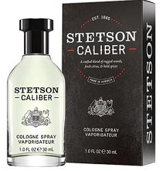 Stetson Caliber Cologne FREE Stetson Caliber Cologne Sample