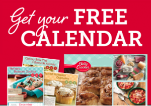 2015 Betty Crocker Calendar 300x211 FREE 2015 Betty Crocker Calendar