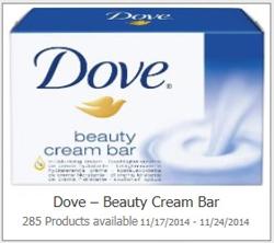 Dove Beauty Cream Bar Possible FREE Dove Beauty Cream Bar