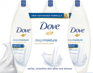 Dove Body Wash Sample 300x236 FREE Dove Body Wash Sample for Sam's Club Members