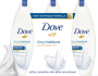 Dove Body Wash Sample