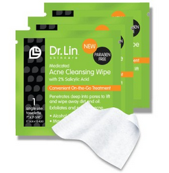 Dr Lin Acne 3 FREE Dr. Lin Acne Cleansing Wipes