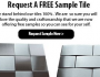 FREE Stainless Steel Tile Sample
