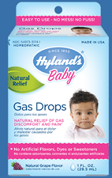 Hylands Baby Gas FREE Full Size Hylands Baby Gas Drops at 9PM EST