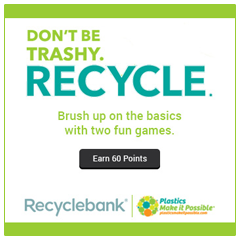 Insiders 20140111 Trashy 60 FREE RecycleBank Points