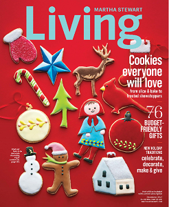 MSL Magazine1 FREE Martha Stewart Living Magazine Subscription