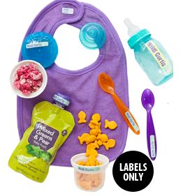 Mabel Baby FREE Mabels Labels Baby Combo Pack at 1PM EST