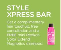 Mini Redken Color Extend Magnetics Shampoo FREE Mini Redken Color Extend Magnetics Shampoo at JCPenney Salon