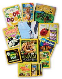 National Geographic Holiday Book Boutique Possible FREE National Geographic Holiday Book Kit