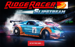 Ridge Racer Slipstream 21 FREE Apps For iPhone, iPod Touch and iPad
