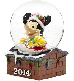 2014 Disney Snow Globe FREE 2014 Disney Snow Globes at JCPenney on 12/21