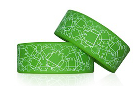 Android Wristband From Wristband Nation FREE Android Wristband From Wristband Nation