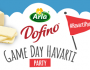 Arla Dofino Game Day Havarti