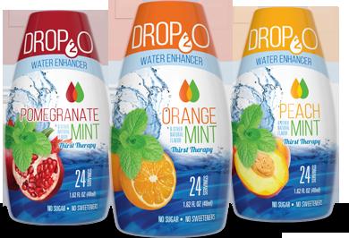Drop2o Water Enhancer FREE Drop2o Water Enhancer Sample