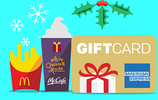 Gift Card Sweepstakes McDonald's Win a Gift Card Sweepstakes Giveaway (4,305 Prizes)