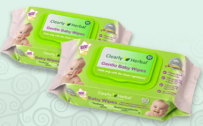 Green Hygienics Clearly Herbal Baby Wipes Possible FREE Green Hygienics Clearly Herbal Baby Wipes
