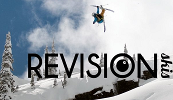 Revision Skis FREE Revision Skis Stickers