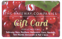 Safeway Gift Card Safeway Gift Card Giveaway From Unilever and Lipton